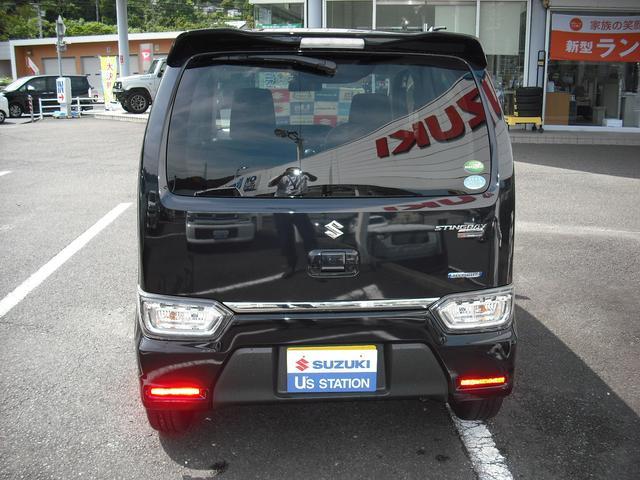 「スズキ」「ワゴンRスティングレー」「コンパクトカー」「三重県」の中古車5