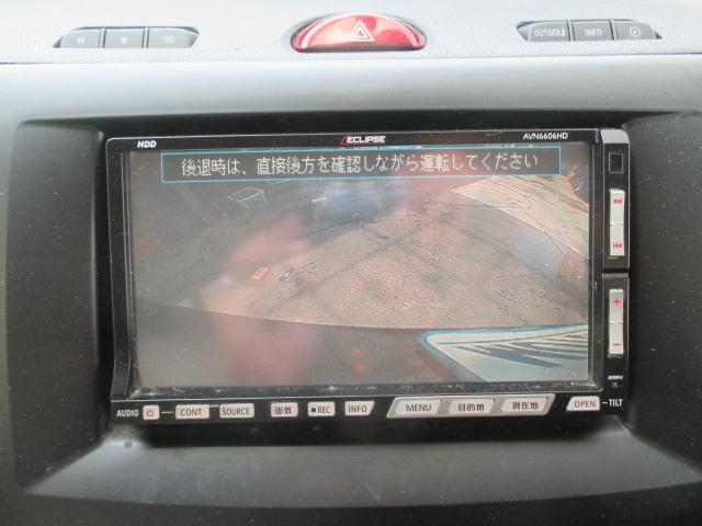 マツダ ビアンテ 20S HDDナビ 地デジ Bカメラ 両側PSD HID