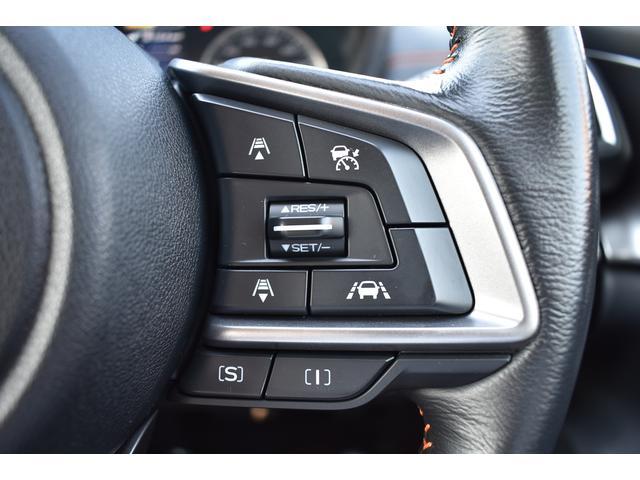 [アダプティブクルーズコントロール]前の車の速度に合わせて走る全車速追従機能付きクルーズコントロールも付いています!