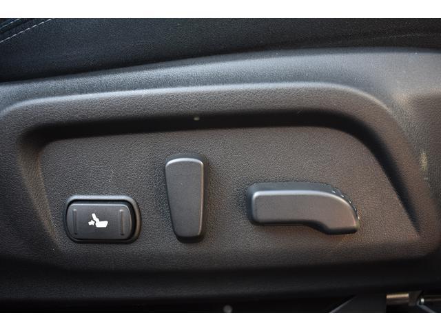 [10WAYパワーシート]ランバーサポート付きのパワーシート!腰への負担も軽減されます!