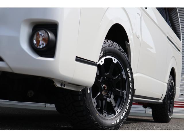 スーパーGL ダークプライム ディーゼル 4WD ワンオーナー 禁煙車 プッシュスタート スマートキー 両側パワースライドドア LEDヘッドライト トヨタセーフティセンス LEDフォグ コンフォートリーフ 寒冷地仕様 防音 熱対策(4枚目)