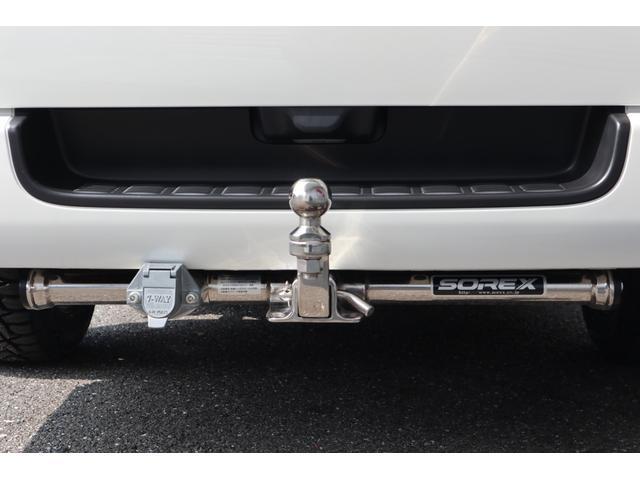 スーパーGL ダークプライム ディーゼル 4WD ワンオーナー 禁煙車 プッシュスタート スマートキー 両側パワースライドドア LEDヘッドライト トヨタセーフティセンス LEDフォグ コンフォートリーフ 寒冷地仕様 防音 熱対策(10枚目)