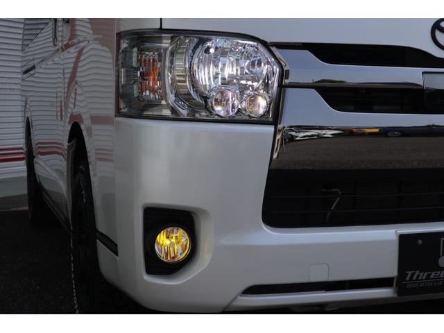 スーパーGL ダークプライム ディーゼル 4WD ワンオーナー 禁煙車 プッシュスタート スマートキー 両側パワースライドドア LEDヘッドライト トヨタセーフティセンス LEDフォグ コンフォートリーフ 寒冷地仕様 防音 熱対策(17枚目)