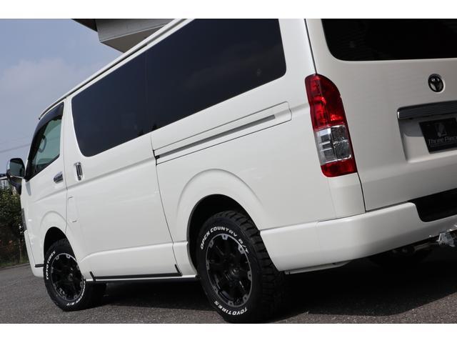 スーパーGL ダークプライム ディーゼル 4WD ワンオーナー 禁煙車 プッシュスタート スマートキー 両側パワースライドドア LEDヘッドライト トヨタセーフティセンス LEDフォグ コンフォートリーフ 寒冷地仕様 防音 熱対策(27枚目)