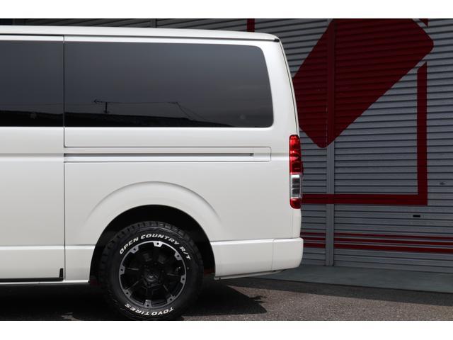 スーパーGL ダークプライム ディーゼル 4WD ワンオーナー 禁煙車 プッシュスタート スマートキー 両側パワースライドドア LEDヘッドライト トヨタセーフティセンス LEDフォグ コンフォートリーフ 寒冷地仕様 防音 熱対策(31枚目)