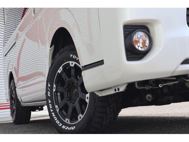 スーパーGL ダークプライム ディーゼル 4WD ワンオーナー 禁煙車 プッシュスタート スマートキー 両側パワースライドドア LEDヘッドライト トヨタセーフティセンス LEDフォグ コンフォートリーフ 寒冷地仕様 防音 熱対策(32枚目)