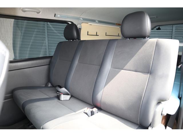 スーパーGL ダークプライム ディーゼル 4WD ワンオーナー 禁煙車 プッシュスタート スマートキー 両側パワースライドドア LEDヘッドライト トヨタセーフティセンス LEDフォグ コンフォートリーフ 寒冷地仕様 防音 熱対策(43枚目)