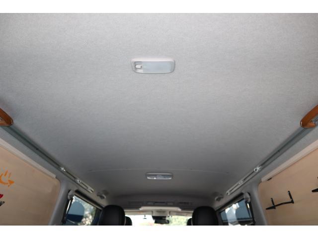 スーパーGL ダークプライム ディーゼル 4WD ワンオーナー 禁煙車 プッシュスタート スマートキー 両側パワースライドドア LEDヘッドライト トヨタセーフティセンス LEDフォグ コンフォートリーフ 寒冷地仕様 防音 熱対策(44枚目)