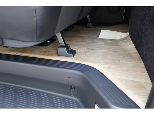 スーパーGL ダークプライム ディーゼル 4WD ワンオーナー 禁煙車 プッシュスタート スマートキー 両側パワースライドドア LEDヘッドライト トヨタセーフティセンス LEDフォグ コンフォートリーフ 寒冷地仕様 防音 熱対策(47枚目)