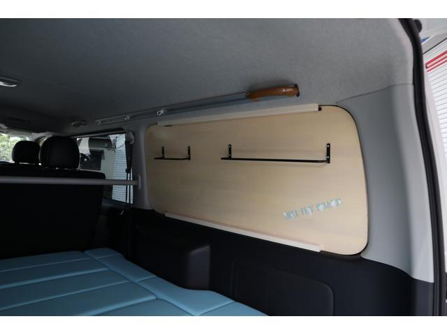 スーパーGL ダークプライム ディーゼル 4WD ワンオーナー 禁煙車 プッシュスタート スマートキー 両側パワースライドドア LEDヘッドライト トヨタセーフティセンス LEDフォグ コンフォートリーフ 寒冷地仕様 防音 熱対策(50枚目)