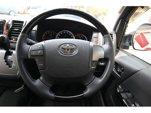 スーパーGL ダークプライム ディーゼル 4WD ワンオーナー 禁煙車 プッシュスタート スマートキー 両側パワースライドドア LEDヘッドライト トヨタセーフティセンス LEDフォグ コンフォートリーフ 寒冷地仕様 防音 熱対策(52枚目)