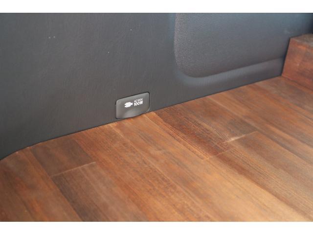 スーパーGL ダークプライム ディーゼル 4WD ワンオーナー 禁煙車 プッシュスタート スマートキー 両側パワースライドドア LEDヘッドライト トヨタセーフティセンス LEDフォグ コンフォートリーフ 寒冷地仕様 防音 熱対策(61枚目)