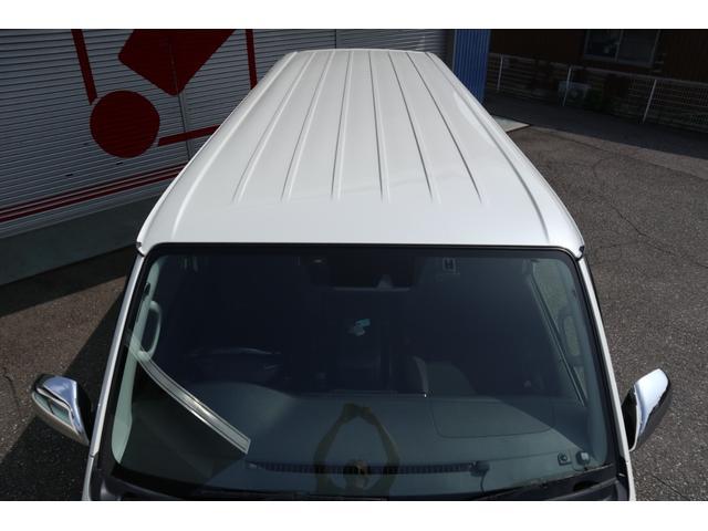 スーパーGL ダークプライム ディーゼル 4WD ワンオーナー 禁煙車 プッシュスタート スマートキー 両側パワースライドドア LEDヘッドライト トヨタセーフティセンス LEDフォグ コンフォートリーフ 寒冷地仕様 防音 熱対策(64枚目)
