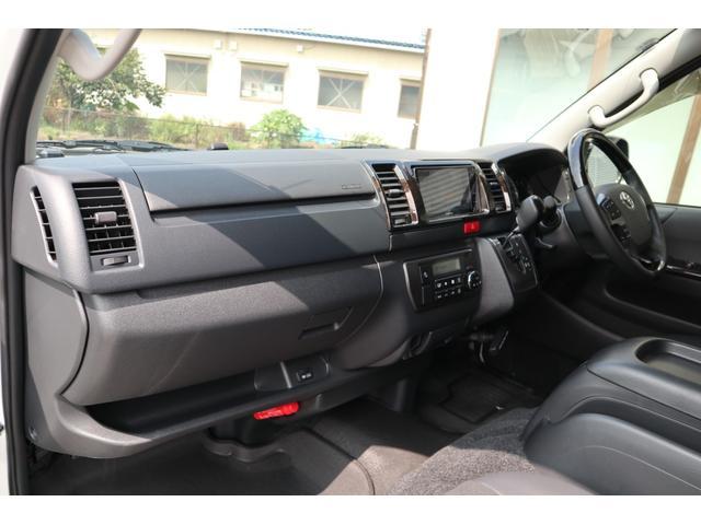 スーパーGL ダークプライム ディーゼル 4WD ワンオーナー 禁煙車 プッシュスタート スマートキー 両側パワースライドドア LEDヘッドライト トヨタセーフティセンス LEDフォグ コンフォートリーフ 寒冷地仕様 防音 熱対策(71枚目)