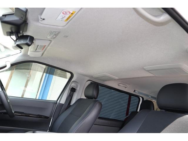 スーパーGL ダークプライム ディーゼル 4WD ワンオーナー 禁煙車 プッシュスタート スマートキー 両側パワースライドドア LEDヘッドライト トヨタセーフティセンス LEDフォグ コンフォートリーフ 寒冷地仕様 防音 熱対策(74枚目)