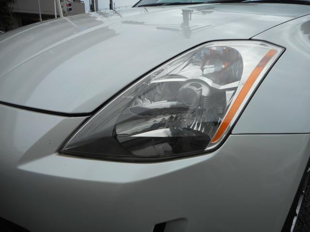 日産 フェアレディZ バージョンS 禁煙車 6速MT BBS18AW ETC