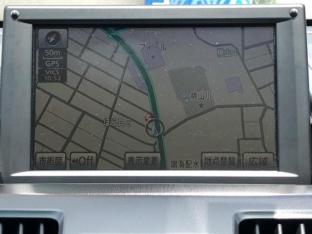 HDDナビで快適なドライブが楽しめます!!