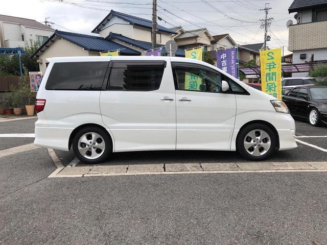 ASプラチナセレクションII 純ナビ Fモニター サンルーフ(9枚目)