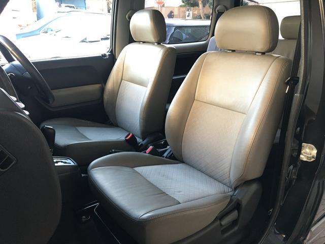 ランドベンチャー 禁煙車 4WD オフロードタイヤ ターボ ETC ナビ DVD シートヒーター  ハーフレザーシート 純正16インチAW(23枚目)
