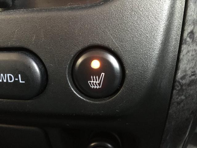 ランドベンチャー 禁煙車 4WD オフロードタイヤ ターボ ETC ナビ DVD シートヒーター  ハーフレザーシート 純正16インチAW(35枚目)