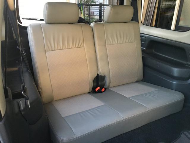 ランドベンチャー 禁煙車 4WD オフロードタイヤ ターボ ETC ナビ DVD シートヒーター  ハーフレザーシート 純正16インチAW(36枚目)