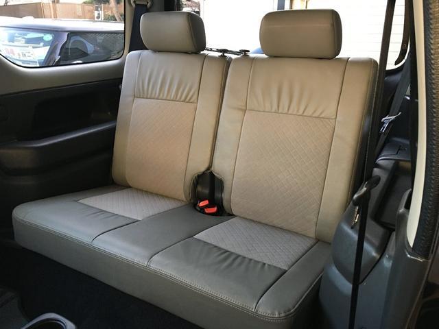 ランドベンチャー 禁煙車 4WD オフロードタイヤ ターボ ETC ナビ DVD シートヒーター  ハーフレザーシート 純正16インチAW(37枚目)