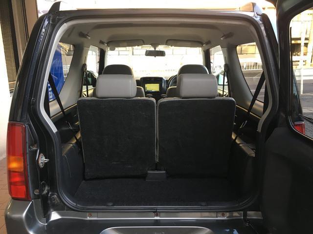 ランドベンチャー 禁煙車 4WD オフロードタイヤ ターボ ETC ナビ DVD シートヒーター  ハーフレザーシート 純正16インチAW(40枚目)