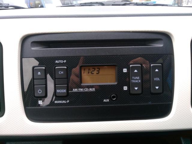 スズキ アルト L 純正CD アイドリングストップ 横滑り防止装置 キーレス