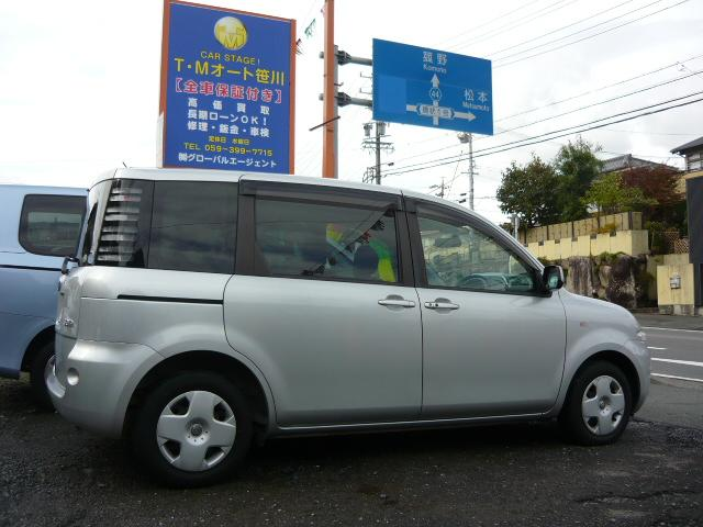 トヨタ シエンタ G 純正ナビ 片側電動スライドD ETC キーレス AAC