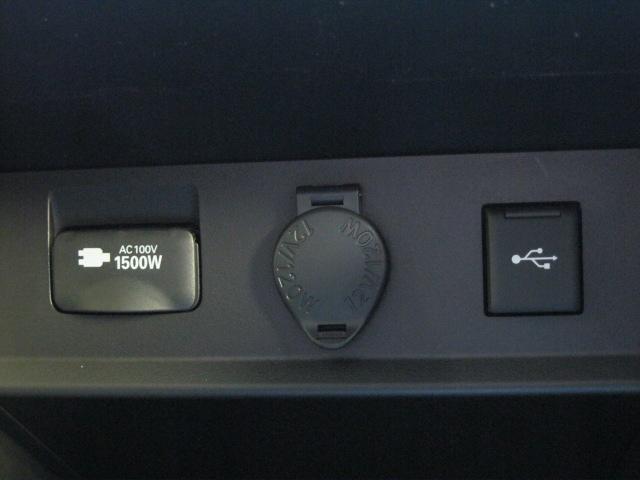 SR Cパッケージ 登録済未使用車 商品改良モデル 4WD 両側パワースライドドア ダブルサンルーフ付 電動革シート オットマン付 7人乗り/キャプテンシートディスプレイオーディオ バックカメラ 被害軽減システム(42枚目)