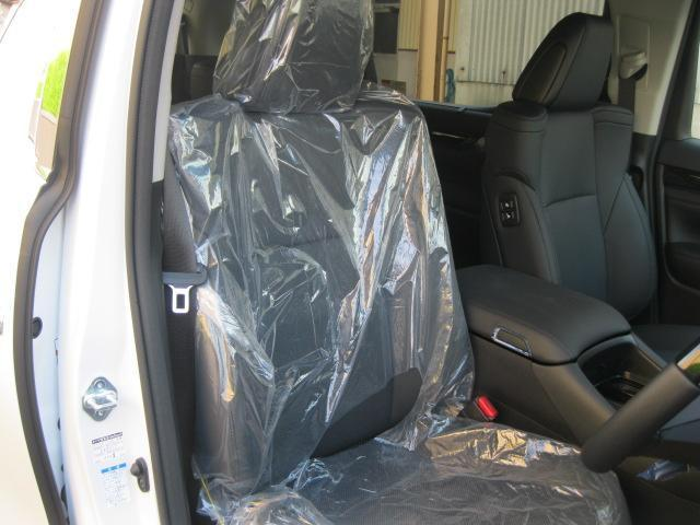 SR Cパッケージ 登録済未使用車 商品改良モデル 4WD 両側パワースライドドア ダブルサンルーフ付 電動革シート オットマン付 7人乗り/キャプテンシートディスプレイオーディオ バックカメラ 被害軽減システム(53枚目)