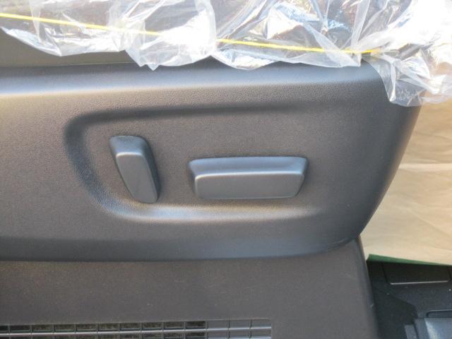 SR Cパッケージ 登録済未使用車 商品改良モデル 4WD 両側パワースライドドア ダブルサンルーフ付 電動革シート オットマン付 7人乗り/キャプテンシートディスプレイオーディオ バックカメラ 被害軽減システム(58枚目)