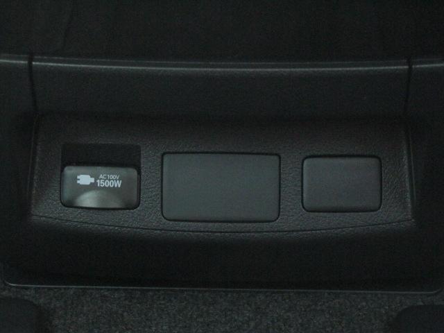 SR Cパッケージ 登録済未使用車 商品改良モデル 4WD 両側パワースライドドア ダブルサンルーフ付 電動革シート オットマン付 7人乗り/キャプテンシートディスプレイオーディオ バックカメラ 被害軽減システム(63枚目)