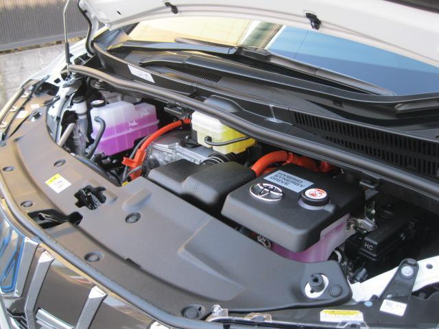 SR Cパッケージ 登録済未使用車 商品改良モデル 4WD 両側パワースライドドア ダブルサンルーフ付 電動革シート オットマン付 7人乗り/キャプテンシートディスプレイオーディオ バックカメラ 被害軽減システム(79枚目)