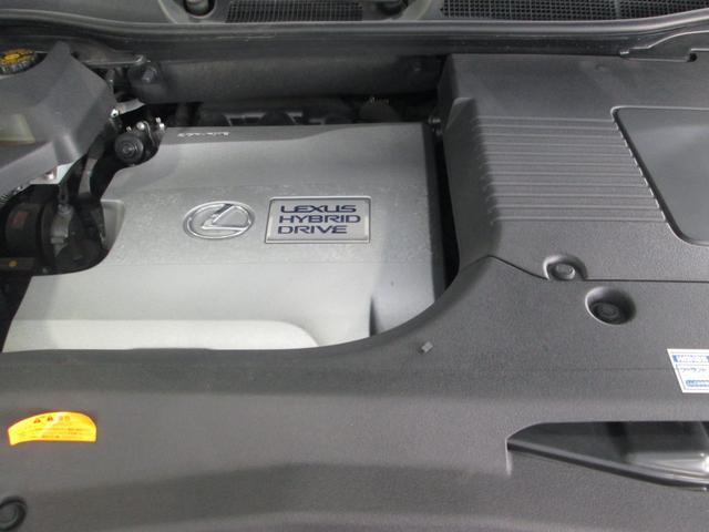 RX450h バージョンL サンルーフ 本革シート シートヒーター(28枚目)