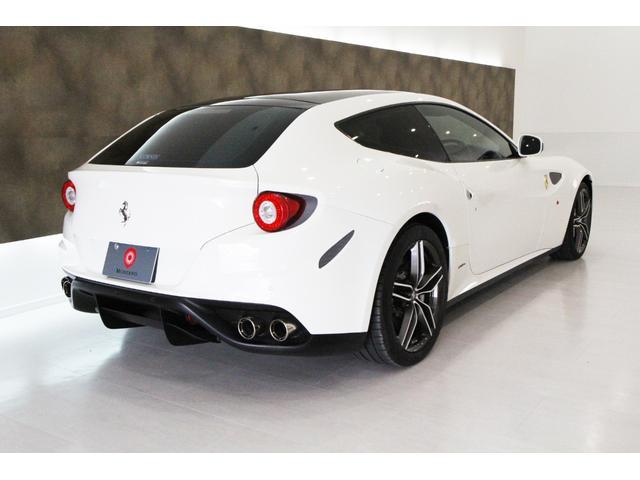 フェラーリ フェラーリ FF 正規ディーラー車右H LEDステアリング 頭金0円 月々8万