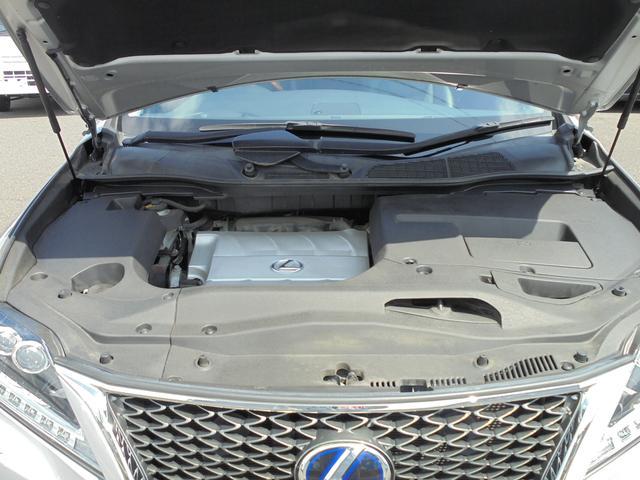 レクサス RX RX350 バージョンL 後期ハイブリッド仕様 4WD