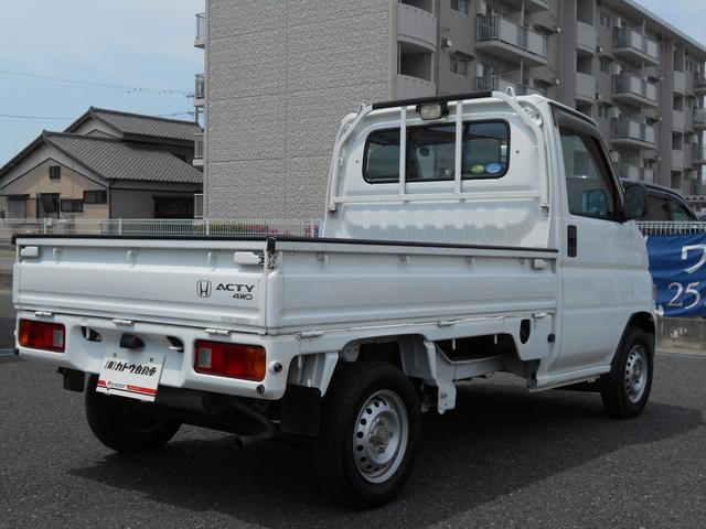 SDX エアコン パワステ 4WD 荷台マット(7枚目)