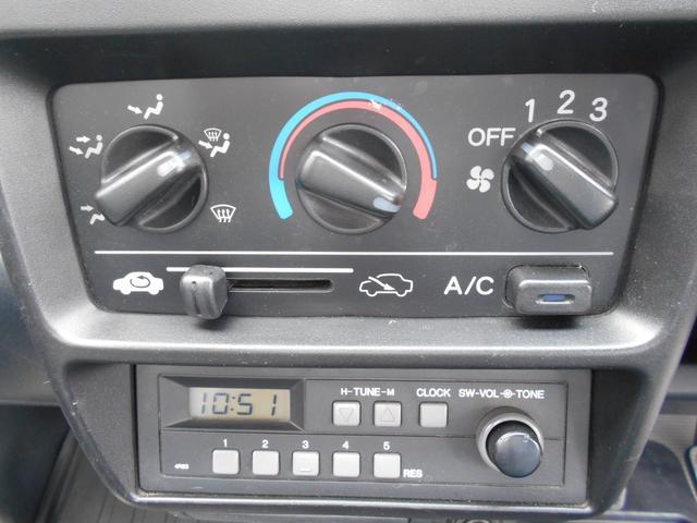 SDX エアコン パワステ 4WD 荷台マット(9枚目)