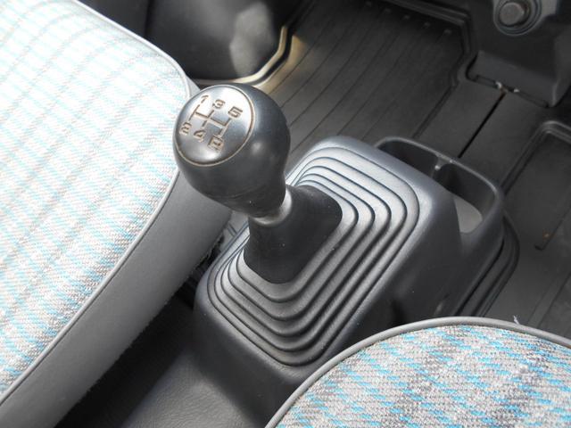 SDX エアコン パワステ 4WD 荷台マット(10枚目)