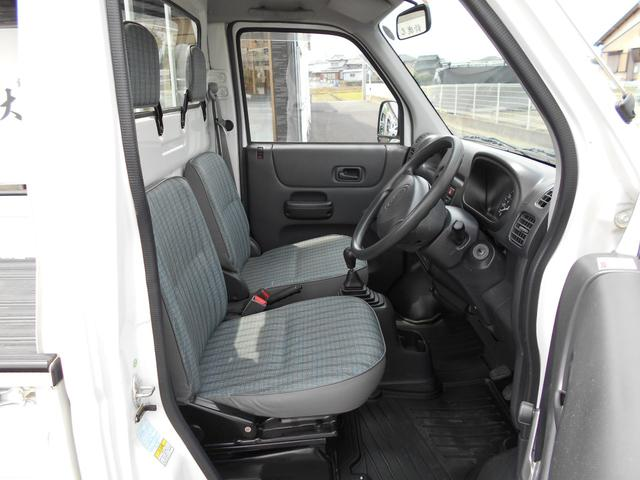 SDX エアコン パワステ 4WD 荷台マット(13枚目)