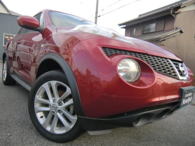 「日産」「ジューク」「SUV・クロカン」「岐阜県」の中古車3