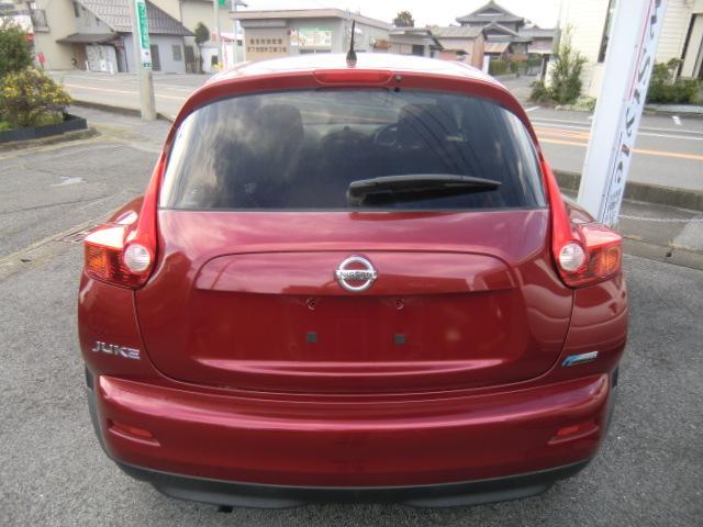 「日産」「ジューク」「SUV・クロカン」「岐阜県」の中古車6