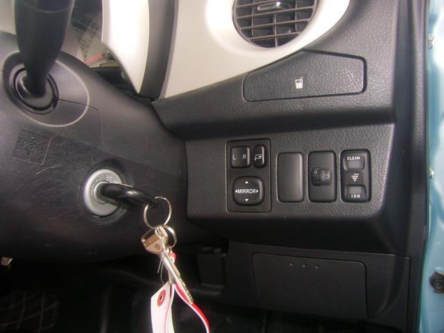 ダイハツ ミラジーノ X 4WD タイヤ新品 クリーンイオンシステム オートAC