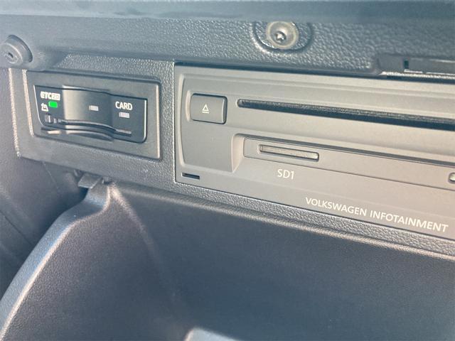 TSIコンフォートライン プリクラッシュブレーキシステム 純正ナビ&TV Bluetooth USB(12枚目)