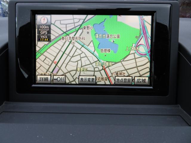 純正HDDナビを搭載済みで遠方へのお出かけも安心です!