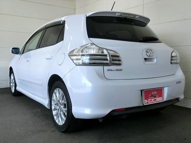 トヨタ ブレイド G HDDナビ バックカメラ ハーフレザー エアロパーツ