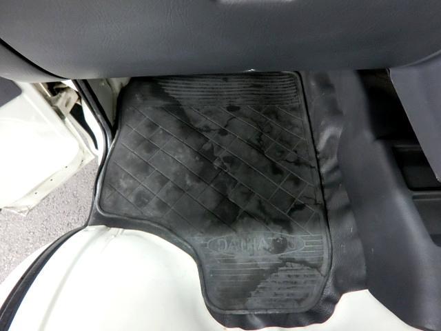 ダイハツ ハイゼットトラック スペシャル エアコン 5MT 荷台マット