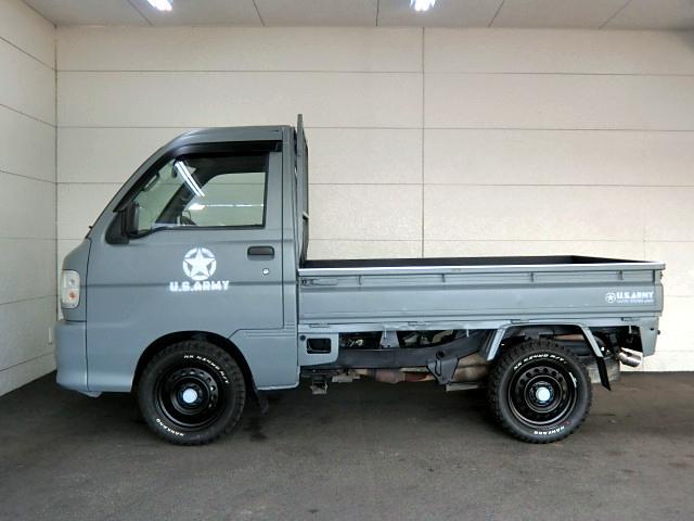 ダイハツ ハイゼットトラック スペシャル カスタムフルペイント 14AW 5MT
