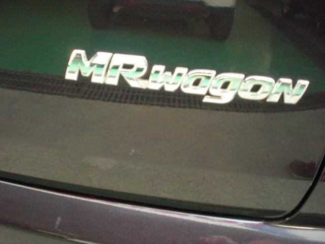 スズキ MRワゴン X スマートキー プッシュスタート